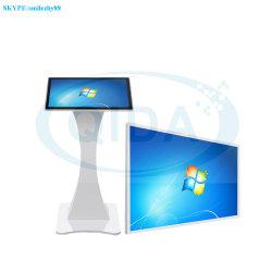 Напольные интерактивные киоски с сенсорным экраном