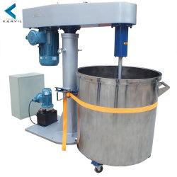 Cosmético líquido mezclador para homogeneizador de crema