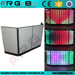 Disco Stage용 LED 디지털 DJ 외관 프로페셔널 버전