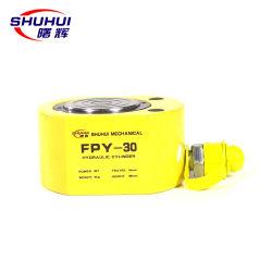 10ton Fpy Super delgado cilindro hidráulico tipo jack