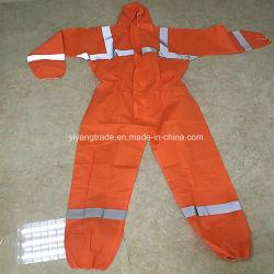 Популярные Workwear безопасности в целом светоотражающей лентой для Miner промышленности