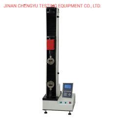 Wds 0.2-5knデジタル表示装置の電子ゴムユニバーサル抗張および耐圧強度の試験機