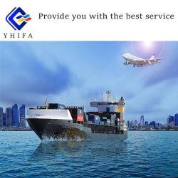 La navegación marítima Transportista de 40 pies de 20 pies 40HC 45HC contenedor desde China a EE.UU.