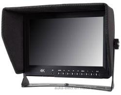 2560*1600 Resolución de 10,1 pulgadas panel IPS 4K Monitor HDMI2.0 de difusión