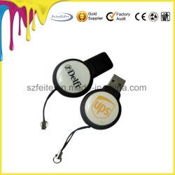 Kundenspezifisches Geschenk USB-Epoxidbeschichtung-Firmenzeichen USB-Speicher-Blitz-Laufwerk