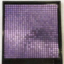 De Tegel van het Mozaïek van het Aluminium van de Verkoop van de fabriek, de de Zelfklevende Schil van Backsplash van het Metaal en Tegel van de Stok voor Keuken