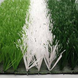 Künstlicher Gras-Rasen-Plastikdiplomteppich für Fußball