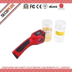 Bouteille de liquide de la qualité des menaces de matériel d'inspection liquide du scanner