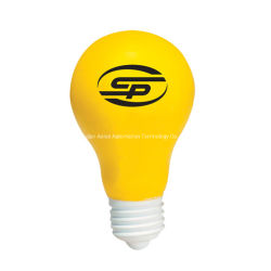 La vente en gros de la promotion de la Chine fournisseur prix bon marché PU Ampoule bille stress toy