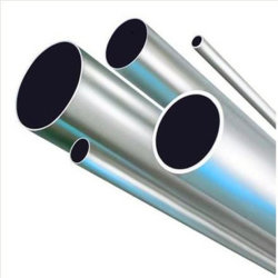 Acero inoxidable laminado en frío de tubo soldado 304/201/316/321 con el precio de fábrica de stock