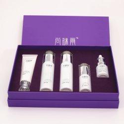 Feuchtigkeitsspendende Gesichtspflege Set Gehören Toner Lotion Creme Cleanser
