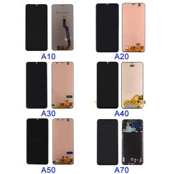Écran LCD du téléphone mobile les pièces de réparation pour les accessoires pour téléphones Samsung A10 A20 A30 A40 A50 A60 A70 Afficher