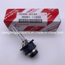 Auto Parts Kit de conversión HID Xenon Lámpara de Xenón para Toyota Corolla 90981-11059 OEM D2s 4300K 6000K