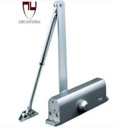 Tür Nr. Cy-076 der Aluminiumlegierung-justierbare Türschließer-Befestigungsteil-Peilung-60-85kg