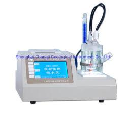 يحدد مقياس أولومتري كارل فيشر تيترتور Syd-2122C محتوى الماء في المنتجات البترولية السائلة