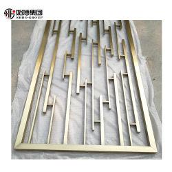 Tela de metal a banda decorativa de Aço Inoxidável Outdoor tela de partição