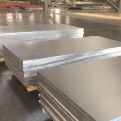 Großhandel 1xxx 3xxx 5xxx 6xxx 8xxx Serie Legierung Aluminium Blatt Benutzerdefinierte Dicke Größen Metall Aluminium Platte Preis Pro Ton Pro Kg