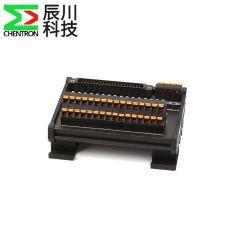 Mitsubishi PLC in- en uitgangsklemmenblok 32 punten met Licht A6con-interface