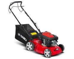 18-дюймовый 140cc Sanli травы резак стальной палубы самоходные сад мощность оборудования сад газоне косилка