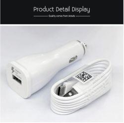 Chargeur de véhicule de chargement rapide d'origine 5,1V Chargeur de voiture pour Samsung (mini)