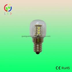 Lampade bianche fredde del frigorifero della lampadina del frigorifero di T25 E14 LED