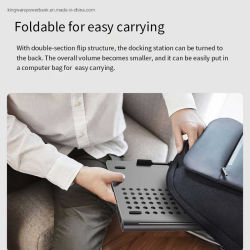 Sharelaptop Ankern-Station-C USB-Dock-Nabe mit Supernabe für das iPad PRO
