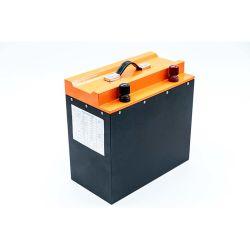 Onduleur rechargeable 18650 cellules 100 ah 12 V 24 volts lithium-ion LiFePO4 batterie 200ah pour système solaire de stockage RV