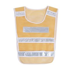 Marchio stampato vestiti riflettenti ambientali riflettenti di risanamento della maglia di sicurezza di costruzione del banco di guida di veicoli della maglia di traffico