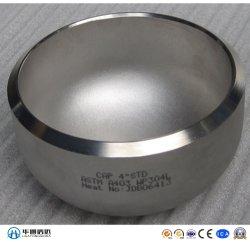 ANSI B 16,9 316 труба из нержавеющей стали торцевой крышки