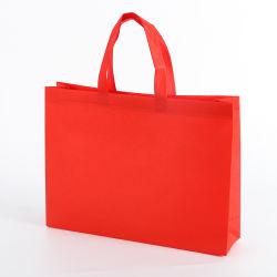 Fashion recycled Non Woven Fabric Cloth Custom Printing kruidenierswinkel Tote Shopping niet-Woven Cadeauzak