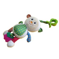 아기 음악 양 견면 벨벳 전기 위안자 연약한 공장에 의하여 채워지는 장난감