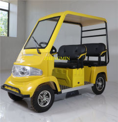 Cool design adulte voiturette de golf électrique fonctionnant sur batterie