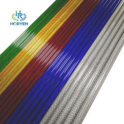 A fábrica de alta qualidade de corte personalizado Color 3K Plain diagonal a fibra de carbono tubo para venda