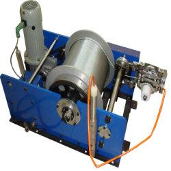 地球物理学の健康な記録のウィンチの井戸記録ケーブルのウィンチの地球物理学の試錐孔記録のウィンチの油圧記録のウィンチ