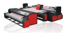 Ткань Jacquared точной локализации печатной машины