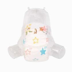 Luier van de Baby van de Lage Prijs van de Verkoop van Fujian de Hete In te ademen Goedkope Beschikbare