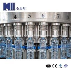 مياه الشرب الأوتوماتيكية تنتج آلة تعبئة تعبئة الخنق