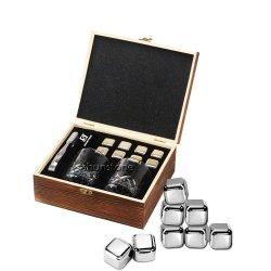 Accueil Produits Amazon cadeau pour lui de whisky en acier inoxydable de pierres de la Chine Shunstone