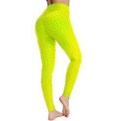 Elastische Yoga-Sport-Abnützung-Hose keucht Sets für Damen