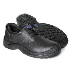 Ce style de base s1p prix d'usine de gros de chaussures de sécurité en cuir gaufré industrielle de bonne qualité Hot Sale Wearproof Construction robuste en métal Sn1205 gratuit