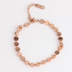 Bijoux en acier inoxydable Womens Cheap Brand Bracelets