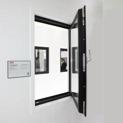 Ocultar janela Tilt-Turn Hardware janela de montagem para sistema de janelas