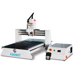 テーブルトップミニ木製彫刻機 CNC 彫刻ルーター 6090 用 PVC MDF アルミニウム