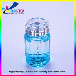 Luxo novo frasco de perfume francês e árabe homens e Lady Frascos de perfume/recipiente de vidro/misturador