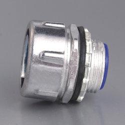 Flexibele kabelconnector voor mannetjesconnector van het plumtype