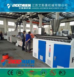 200-300mm Film Laminieren PVC Kunststoff Deckenplatte Extrusionslinie Herstellung Produktionslinie Für Maschinen