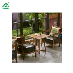 호텔 대중음식점 현대 커피용 탁자 고정되는 MDF 나무