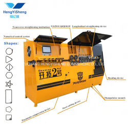 CnC Automatic Steel Bar Bending Machine Used Construction with CE 인증서