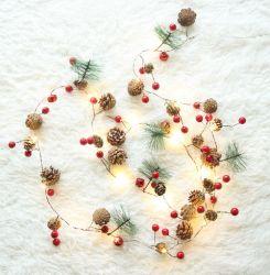 لون دافئ عطلة عيد الميلاد عطلة الزفاف حفل الزفاف زخرفة شجرة النور ل حديقة داخلية خارجية