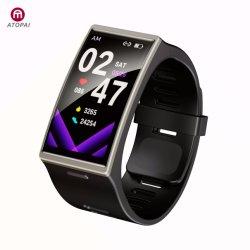 Электронная цифровая технология Bluetooth спорта артериального давления на запястье сотовых мобильных телефонов Smart смотреть
